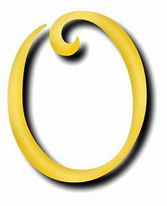 Letter O Png Transparent Images  Pictures  Photos