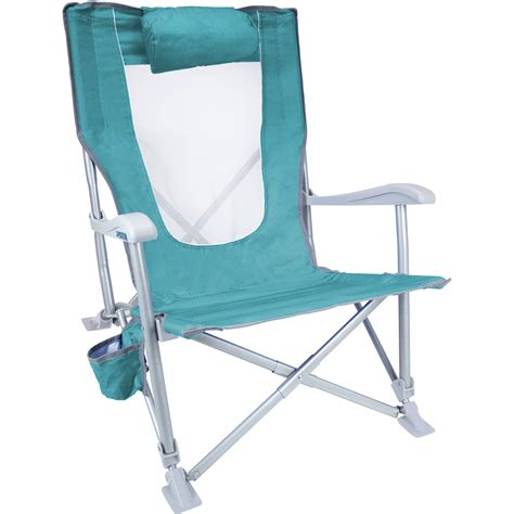 Gci Outdoor Recliner Chair by Gci Outdoor Sun Recliner Chair Seafoam Green 61084 B H