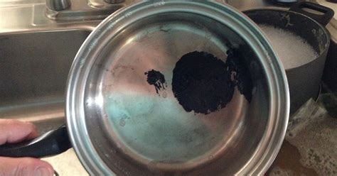 how to remove paint from a stainless steel sink how to remove melted plastic on stainless steel hometalk