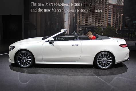 e klasse cabrio 2017 mercedes e klasse cabrio 2017 test bilder autobild de