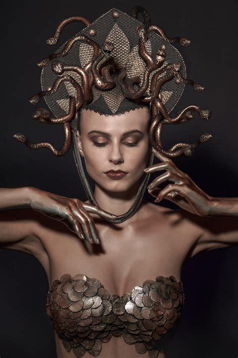The Myth of Medusa - Tamed Wild