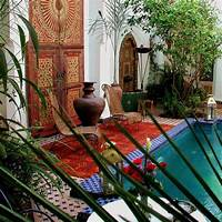 interesting moroccan patio decor ideas Exotic Moroccan Patios For Courtyards | Ultimate Home Ideas