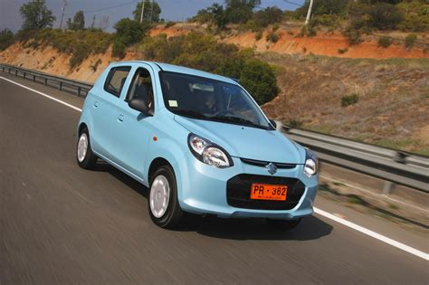 Suzuki Alto: El «primer cero kilómetros» vuelve renovado ...