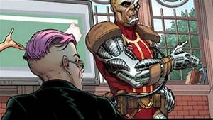 Deathlok Joins WOLVERINE & THE X-MEN—First Look at Issue ...