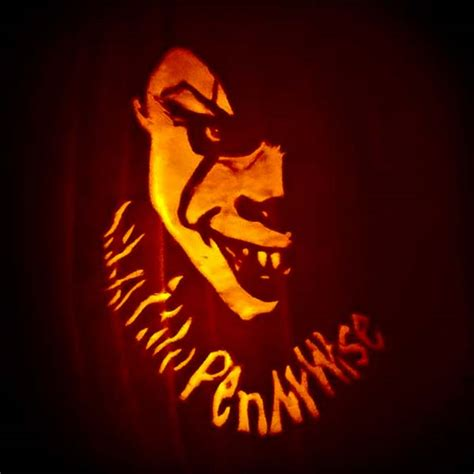 scary spooky halloween pumpkin carving ideas