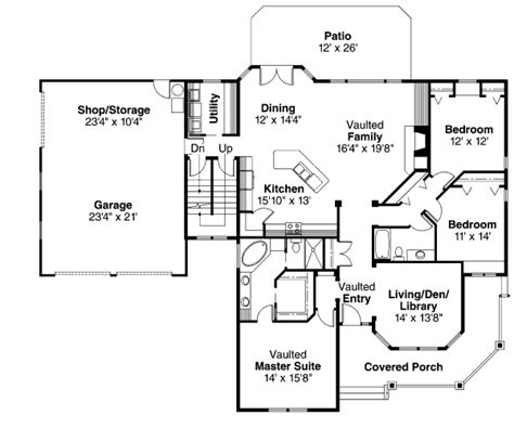 what is the standard height of kitchen cabinets country style house plan 3 beds 2 00 baths 2234 sq ft 2234