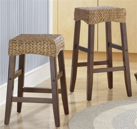pottery barn bar stools seagrass bar stools roselawnlutheran