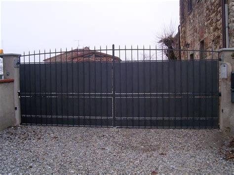 lade da esterno in ferro battuto sicurezza cancelli pedonali carrabili recinzioni ferro