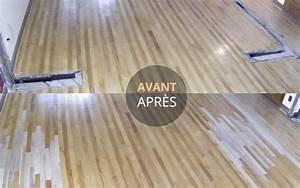 Plancher Bois Pas Cher : restauration plancher de bois franc ~ Premium-room.com Idées de Décoration