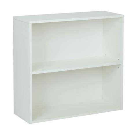 Proline Ii Prado White Open Bookcaseprd3230wh The