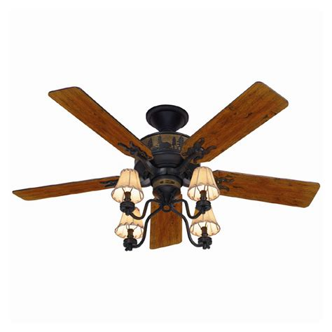 hunter ceiling fan warranty hunter 52 quot brittany bronze woods ceiling fan hr 20715 ebay