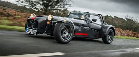 """The Caterham Seven 620 Receives """"s"""" Pack And Widebody"""