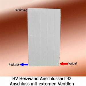 Heizkörper Vorlauf Rücklauf Anschluss : arbonia heizwand anschluss 42 seitlich unten ~ Orissabook.com Haus und Dekorationen