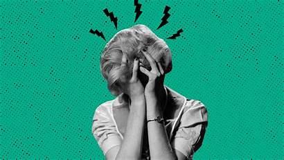 Migraine Relief Hell Headache Lightning Heaven Head