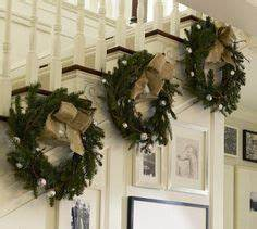 1000 images about Christmas Bannisters on Pinterest
