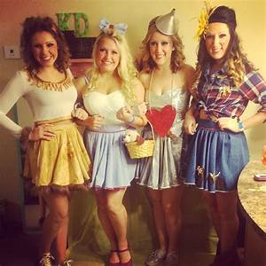 Wizard of Oz group costume | HOLIDAYS/PARTYS! | Pinterest ...