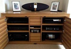 Re Veneering Cabinets by Av Cabinets Home Cinema Cabinets Made In The Uk By