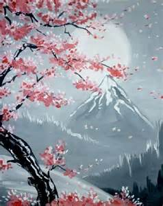 wedding nite best 25 cherry blossom painting ideas on
