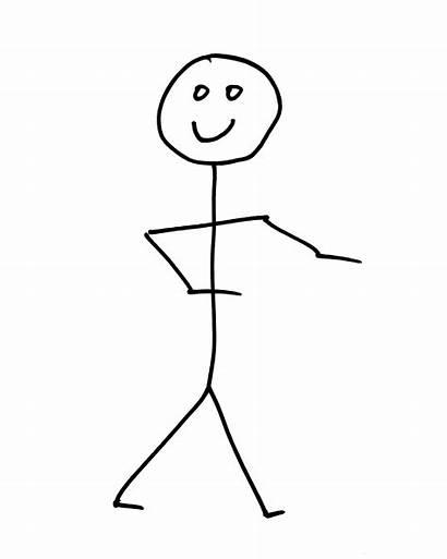 Stick Figure Smiling Person Clipart Resolution Domain