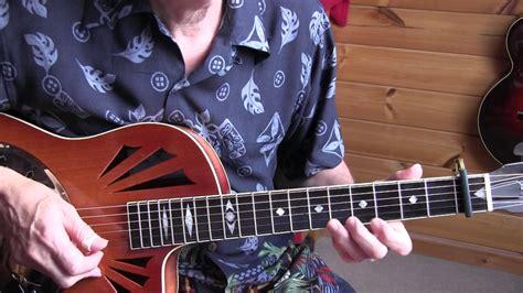 Fingerpicking Blues Lesson
