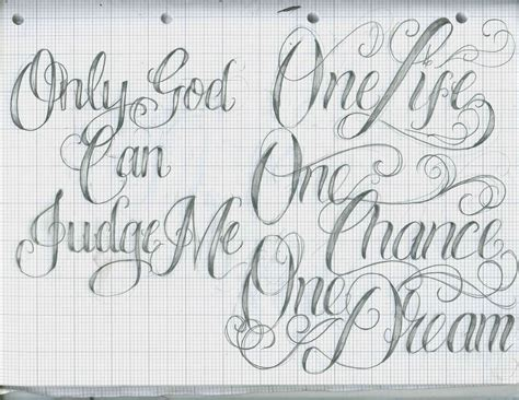 beautiful fancy tattoo font alphabet paijo network