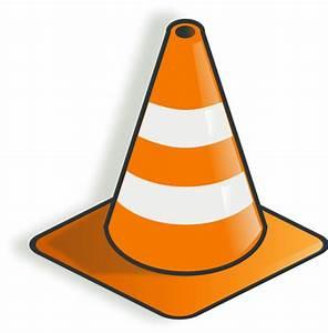 Cone De Chantier : c ne de chantier vecteurs publiques ~ Edinachiropracticcenter.com Idées de Décoration