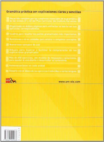 2846984360 a practica e a grammatica libro gram 225 tica de uso del espa 241 ol teor 237 a y pr 225 ctica di