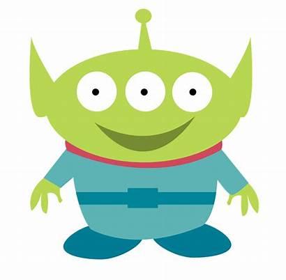Alien Toy Story Clip Clipart Disney Birthday
