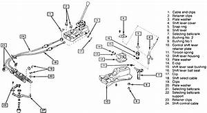 Wtb - Floor Shift Manual Parts For W111 Or W108