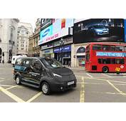 Nissan NV200 Taxi For London In Summer 2014  Auto Express