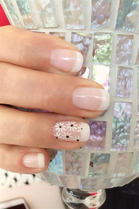 ideas  french manicure toes  pinterest