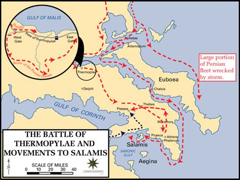 Second Persian invasion of Greece - Wikipedia