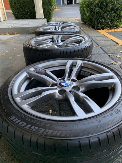 """We go through the pros and cons of these tires and pick out the best run flat tires you can buy. BMW OEM 5x120 18"""" staggered m-sport gunmetal wheels/rims and run flat tires for Sale in Redmond ..."""