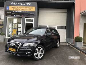 Garage Audi Thionville : occasion audi q5 3 0 tdi 240 s line quattro s tronic howald km ~ Gottalentnigeria.com Avis de Voitures