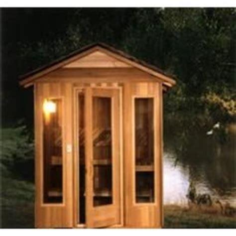 outdoor sauna plans finlandia kits sizes