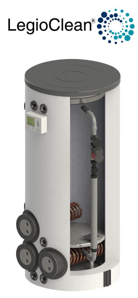 Hygienische Trinkwasserbereitung In Mehrfamilienhaeusern by Gt Trinkwassersystem Legioclean 174 Heiztechnik