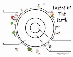 Earth Label.pdf | Worksheet | Pinterest | Earth