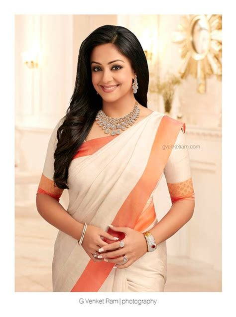 Jyothika Sarees Advertisement Photos Latest Photoshoot