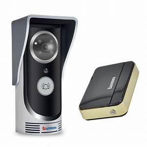 Wifi Video Audio Camera Door Bell Wireless Doorbell