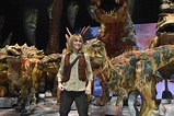 Review Walking With Dinosaurs Tour