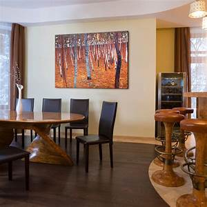 Oil Paintings for Dining Rooms - Contemporary - Dining