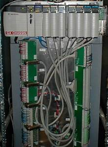 Ground Potential Controllogix Chassis With Plc And Field