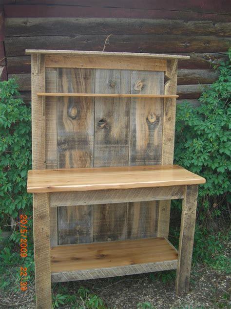 woodwork barnwood furniture pdf plans