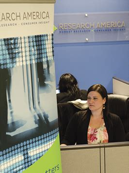 research america marketing research telephone interview