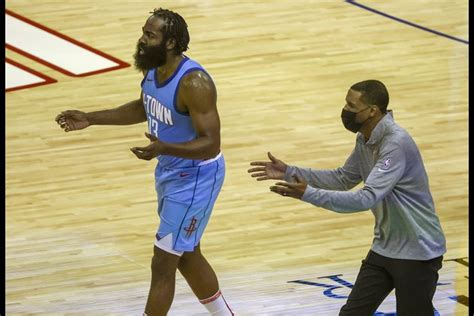 Rockets trade James Harden to Nets in four-team deal