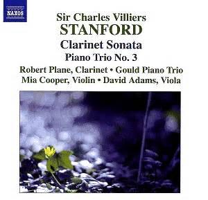 Stanford Chamber Works Naxos 8570416 [mc] Classical Cd