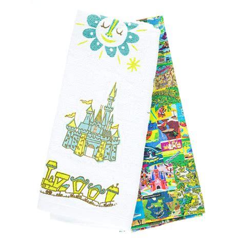 disney kitchen towels your wdw disney kitchen towels retro magic