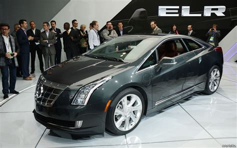 2018 Cadillac Elr Photos Informations Articles