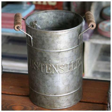 pot a ustensiles cuisine pot à ustensile decoration cuisine antic line boutique