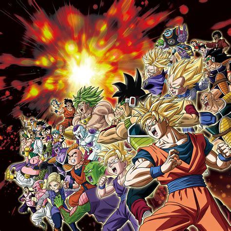 Dragon Ball Z Background Dragon Ball Z Extreme Butoden Le Jeu De Baston En 2d Confirmé En Europe